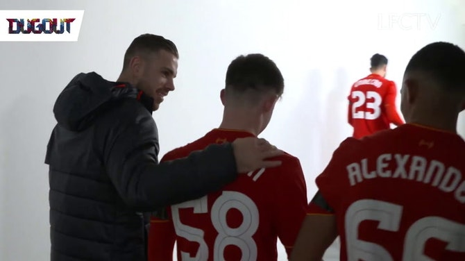 Inside Anfield: Woodburn And Alexander