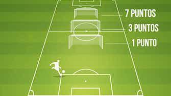 Imagen de vista previa para El desafío de mini porterías de Atlético Nacional