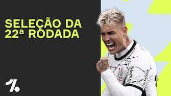 Imagem de visualização para Seleção da 22ª rodada do BRASILEIRÃO!