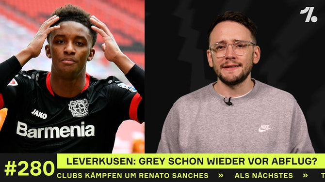 Vorschaubild für Leverkusen: Grey schon wieder vor Abflug?