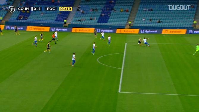 Preview image for PFC Sochi thrash FK Rostov