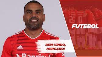 Imagem de visualização para Reforço na área! Gabriel Mercado chega ao Inter