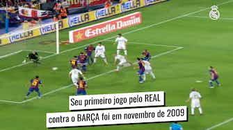 Imagem de visualização para Benzema, o talismã do Real Madrid em El Clásicos