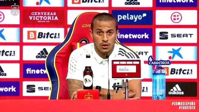 """Thiago Alcántara, en titulares: """"Creo que esta selección puede llegar muy lejos"""""""