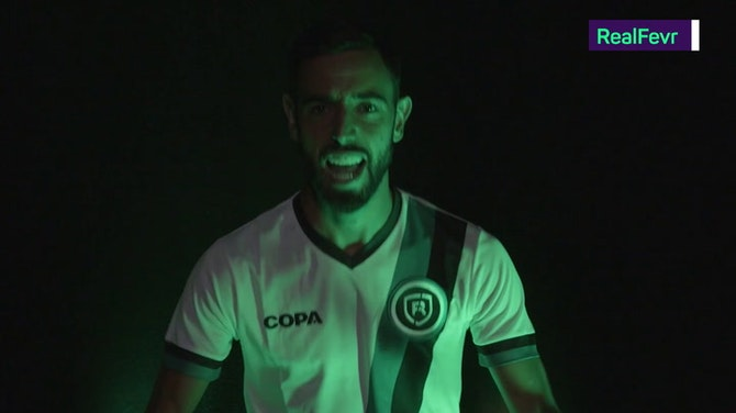 Preview image for Bruno Fernandes announced as NFT company's launch ambassador