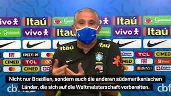 """Vorschaubild für Tite: """"Europäische Teams haben Vorteile"""""""