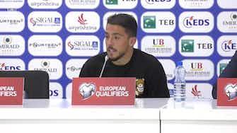 Imagen de vista previa para Pablo Fornals, sobre su regreso con gol a la selección