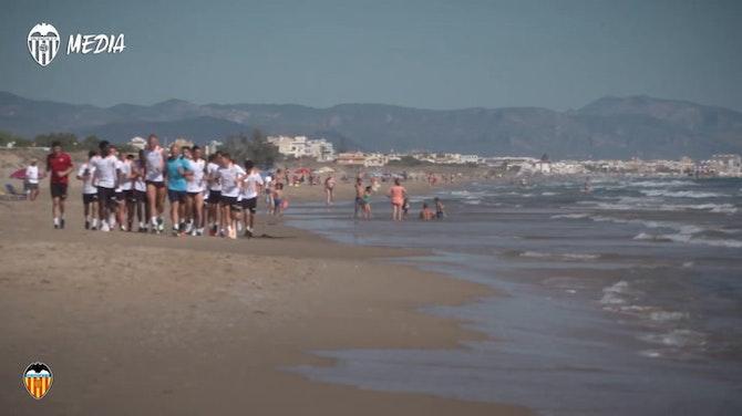 Imagen de vista previa para La pretemporada mediterránea del Valencia
