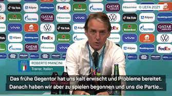 """Vorschaubild für Mancini: """"Dieser EM-Titel ist für alle Italiener"""""""