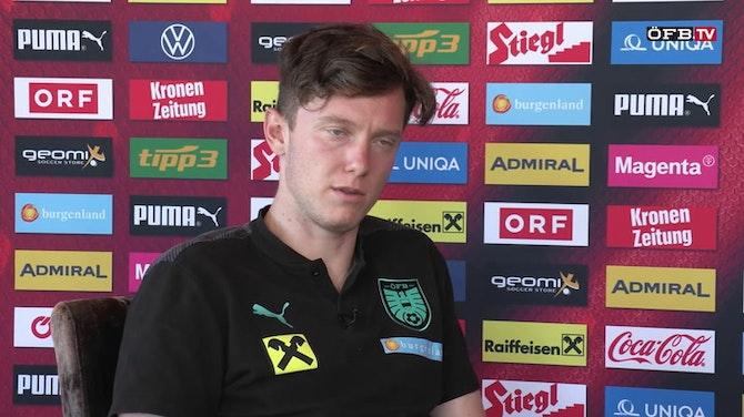 Vorschaubild für Gregoritsch glaubt an ÖFB-Sieg gegen Niederlande
