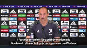 Image d'aperçu pour 6e j. - Allegri confirme le forfait de Rabiot contre la Sampdoria