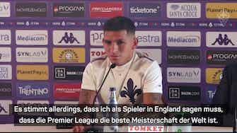 """Vorschaubild für Torreira: """"Premier League ist beste Liga der Welt"""""""