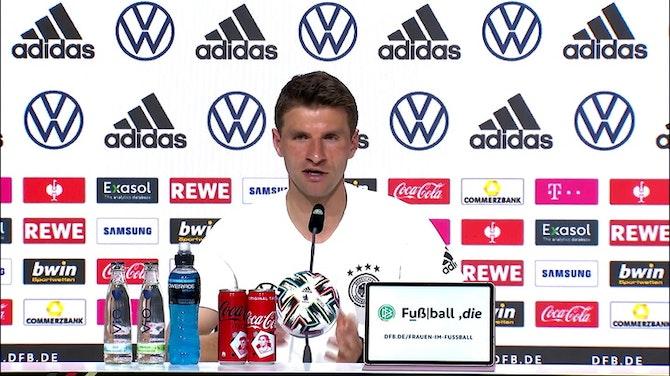 """Vorschaubild für Müller: """"Haben nicht diesen einen Einzelspieler"""""""