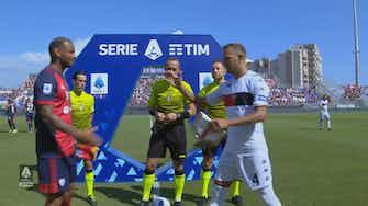 Anteprima immagine per Highlights: Cagliari 2-3 Genoa
