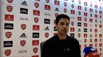 Preview image for Saka was hurt – I do not know how it was not a red card I Arsenal 2-2 Crystal Palace I Mikel Arteta