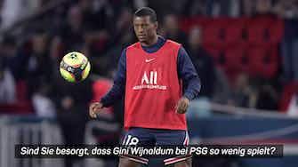 """Vorschaubild für Van Gaal wegen Wijnaldum """"besorgt, aber..."""""""