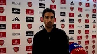 Preview image for We are missing 9 players, it's really challenging – Mikel Arteta
