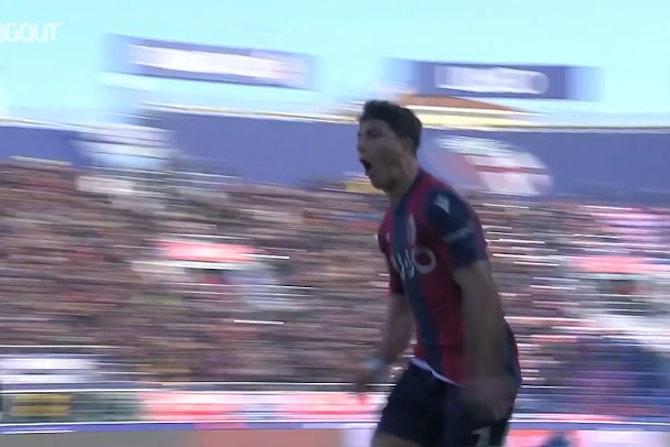 I migliori gol casalinghi del Bologna contro la Fiorentina
