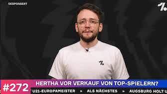 Vorschaubild für Hertha vor Verkauf von Top-Spielern?
