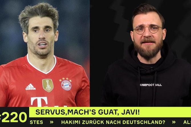 Servus,mach's guat, Javi!