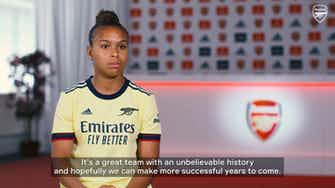 Preview image for Nikita Parris: I'm delighted to join Arsenal