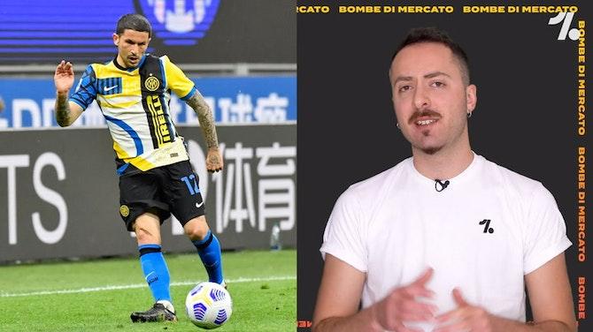 Anteprima immagine per De Zerbi vuole con sé un giocatore dell'Inter!