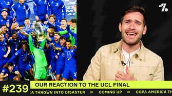 Preview image for REACTING to the UCL Final!