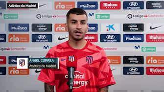 """Imagen de vista previa para Correa: """"Contento de ayudar al equipo con el gol"""""""