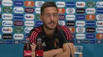 """Image d'aperçu pour Groupe B - Hazard : """"Je n'ai jamais douté de mes qualités"""""""