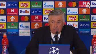 Imagem de visualização para Ancelotti destaca jogo coletivo do Real Madrid após goleada sobre o Shakhtar