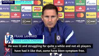 Preview image for COVID hit Havertz hard - Lampard