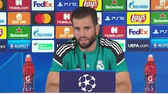 """Imagen de vista previa para Nacho: """"Nadie descarta que el Madrid estará peleando hasta el final"""""""
