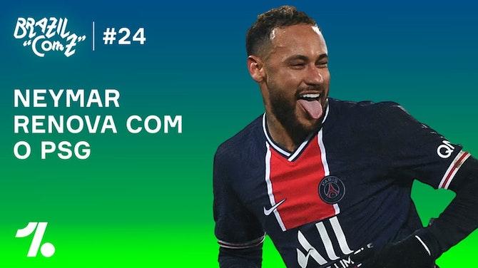 Neymar fez o certo em renovar com o PSG?