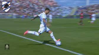 Vorschaubild für  Thorsby away goal against Cagliari
