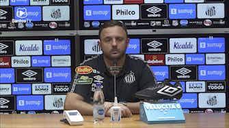 Imagem de visualização para Mazzuco diz que repudia ameaças a Tardelli e explica atitudes tomadas pelo Santos