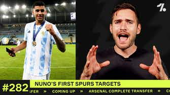 Preview image for Spurs target first new signings!