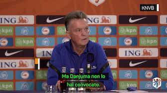"""Anteprima immagine per Danjuma fa litigare van Gaal: """"Non ho bisogno di consigli"""""""
