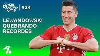 Imagem de visualização para Lewandowski vai quebrar o RECORDE de Gerd Müller?