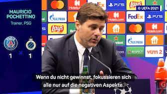 """Vorschaubild für Pochettino nach Remis: """"Keiner ist zufrieden"""""""