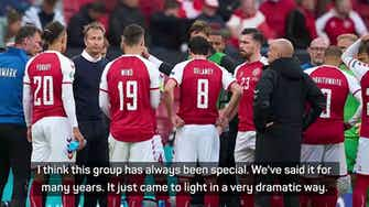 Preview image for Support for Denmark unlike anything I've experienced - Schmeichel