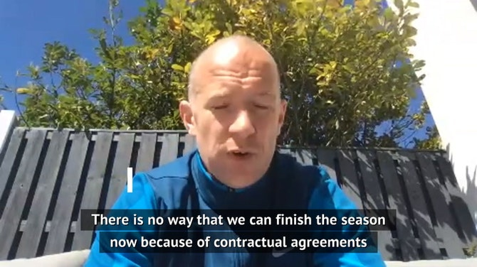 Preview image for Football season 'needs to be finished' - Charlie Adam