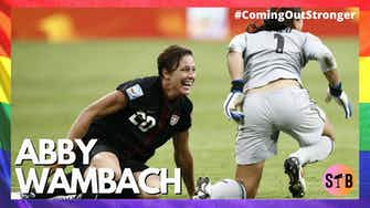 Preview image for Celebrating Abby Wambach   #ComingOutStronger