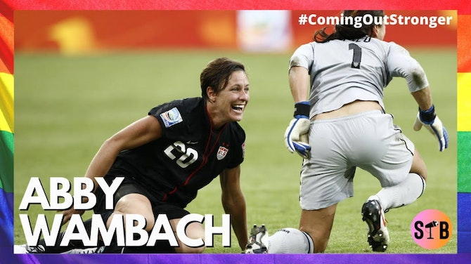Preview image for Celebrating Abby Wambach | #ComingOutStronger