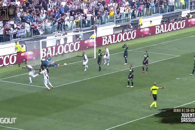 Les buts marquants de Cristiano Ronaldo à la Juventus