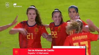 Preview image for Spain women's beat Morocco 3-0