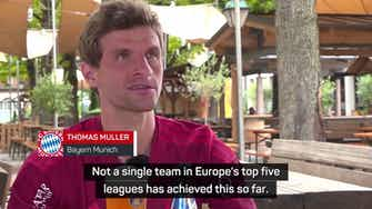 Preview image for Muller targets tenth successive title with Bayern