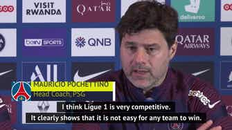 Preview image for Ligue 1 'not easy for any team', says Poch after Lille slip-up