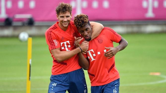 Vorschaubild für Goretzka will zum Top-Verdiener beim FC Bayern aufsteigen, Liverpool ist bei Coman in der Pole Position