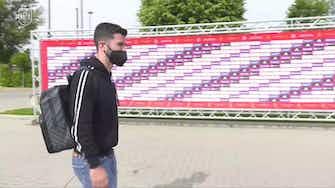 Imagen de vista previa para España empieza la concentración para la Eurocopa