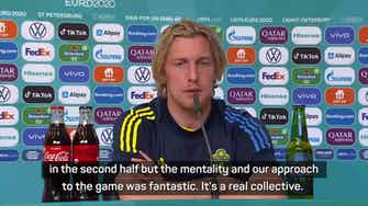 Preview image for Free scoring Forsberg praises Sweden's collective ethos